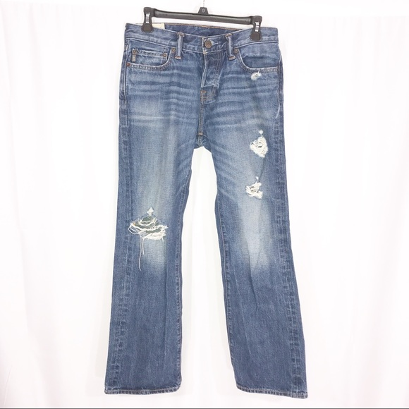 196e8099b7b Abercrombie & Fitch Other - Abercrombie & Fitch Men's Boot Cut Jeans 30x30